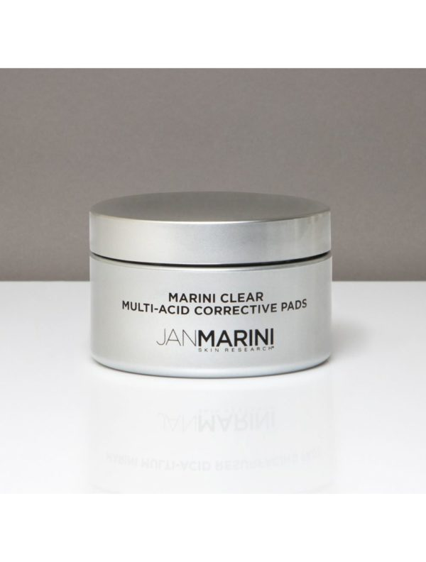 Marini Clear Multi-Acid Corrective Pads